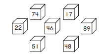 1st Grade Go Math Answer Key Chapter 7 Compare Numbers 7.1 10